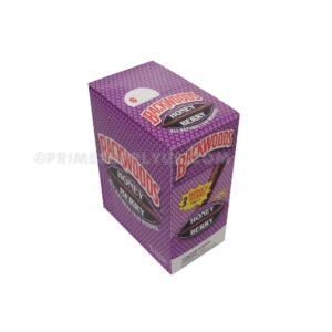 Backwoods Sweet Aromatic Cigars 24 of Single Pack – Prime