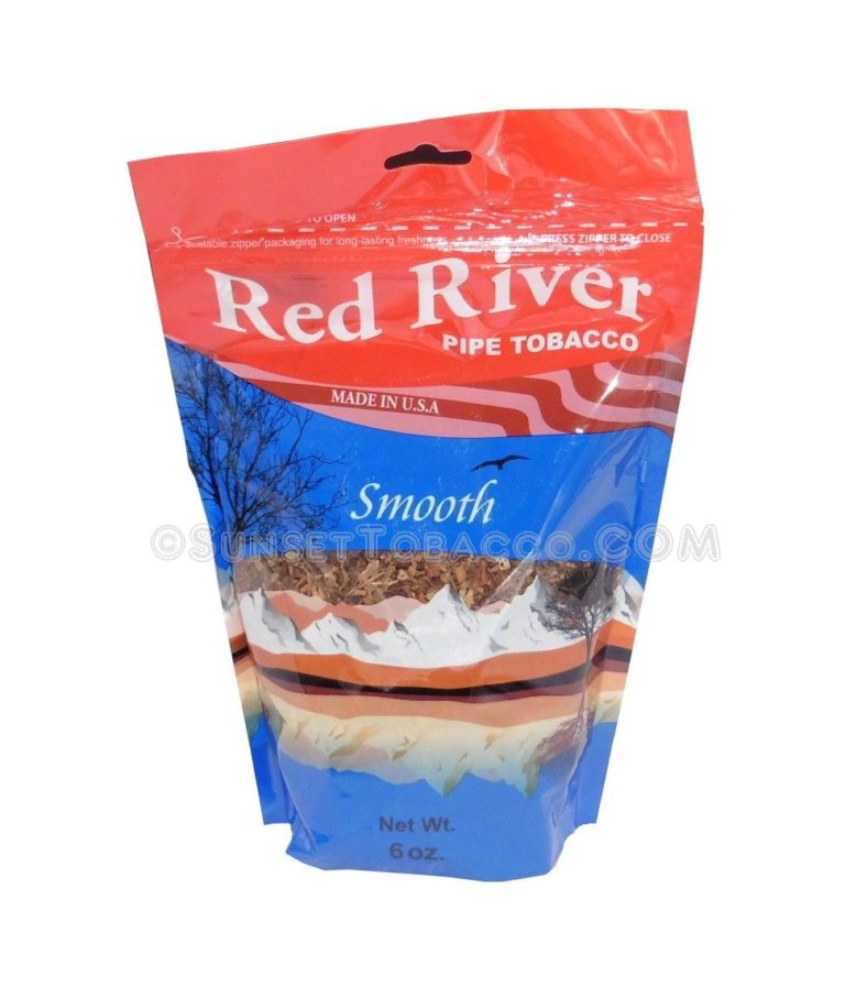 Red River Pipe Tobacco Smooth 6 oz./Bag