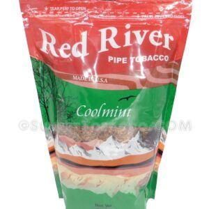 Red River Pipe Tobacco Cool Mint 1 lb./Bag