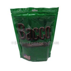 Bacco Pipe Tobacco Menthol 6 oz. / Bag
