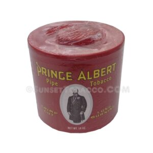 Prince Albert Pipe Tobacco Can 14 oz.