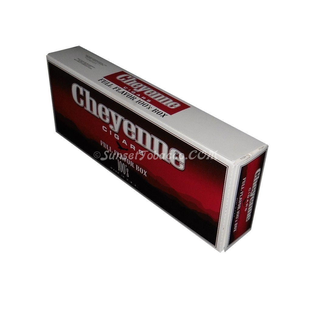 Cheyenne Filtered Cigar Full Flavor 10Pk/20ct.