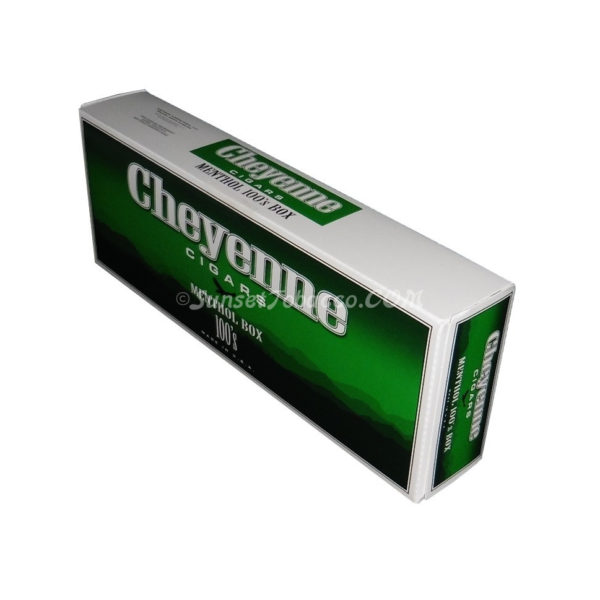 Cheyenne Filtered Cigar Menthol 10Pk/20ct.