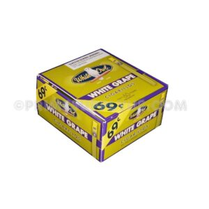White Owl Cigarillos White Grape 60 Singles Box