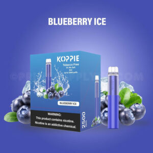 Koppie Blueberry Ice