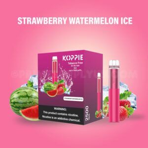 Strawberry Watermelon Ice