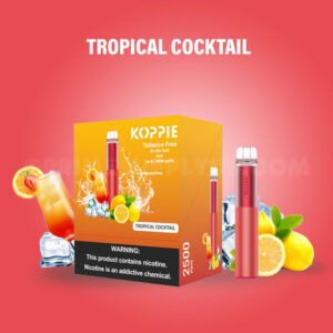 Koppie Tropical Cocktail Ice