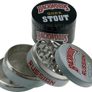 50mm 4 Part Backwoods Aluminum Grinder