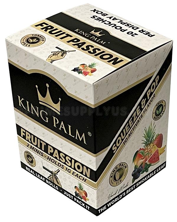 King Palm Fruit Passion