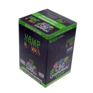 Hemp Bomb Original CBD Gummies 6