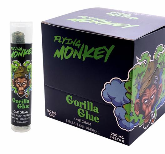 Flying Monkey Gorilla Glue
