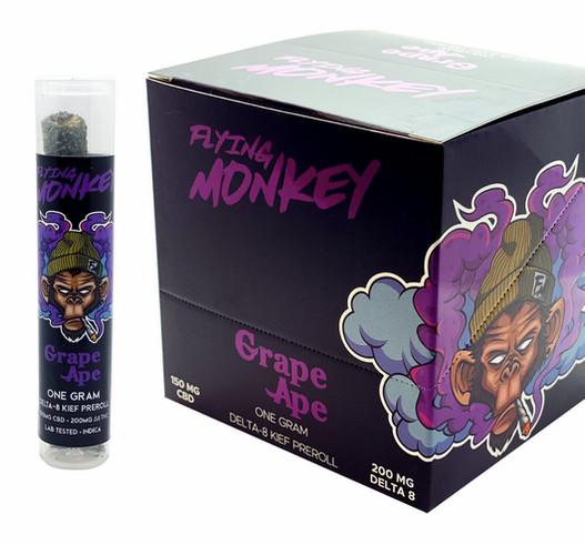 Flying Monkey Grape Ape
