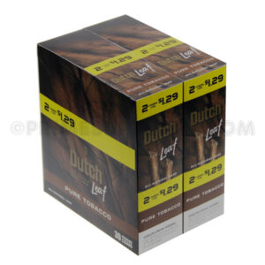 Dutch Master Leaf Pure Tobacco