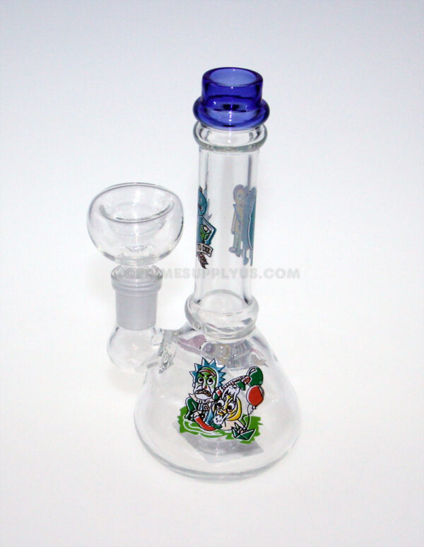 "7"" Design water Pipe Assorted Colors"